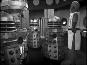 Timestamp 021 The Daleks Master Plan