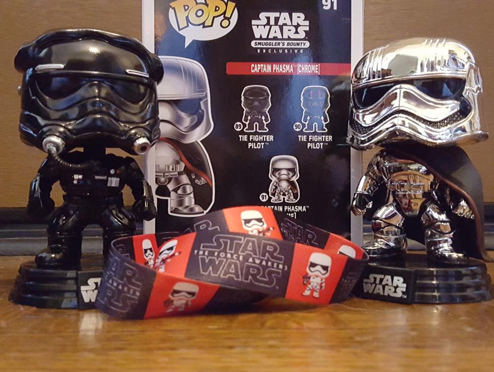 Review: Star Wars Smuggler's Bounty Premiere Box (5/5)