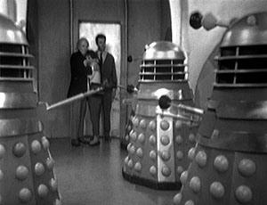 Timestamp 002 The Daleks