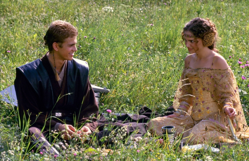 Anakin-and-Padme