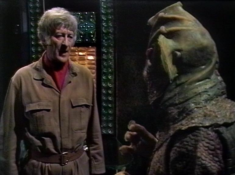 Timestamp #52: Doctor Who and the Silurians