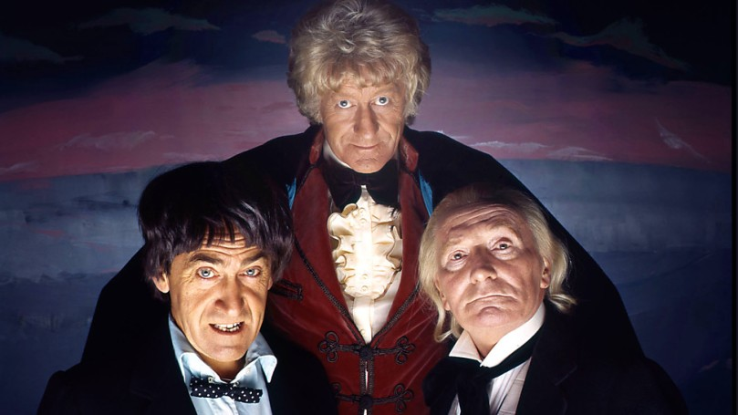Timestamp 065 The Three Doctors 2