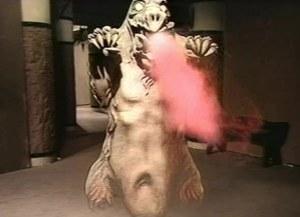 Timestamp 073 The Monster of Peladon