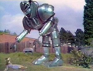 Timestamp 075 Robot