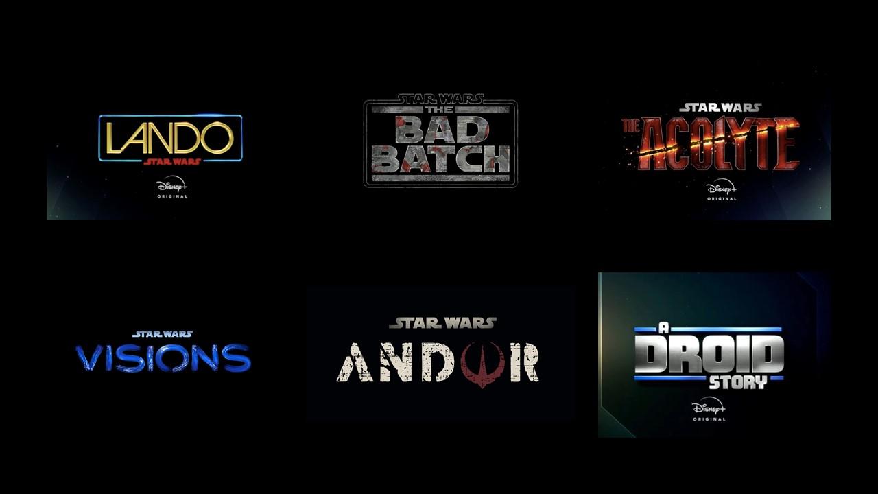 Star Wars logo bundle