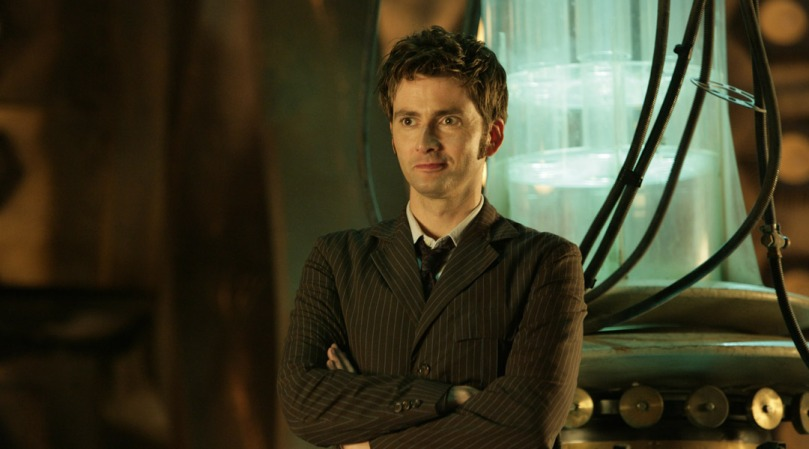 Timestamp Tenth Doctor