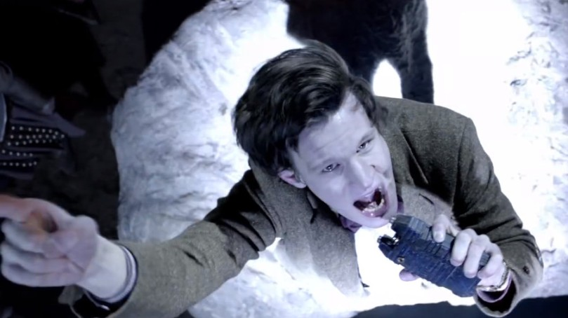 Timestamp 219 The Pandorica Opens and The Big Bang
