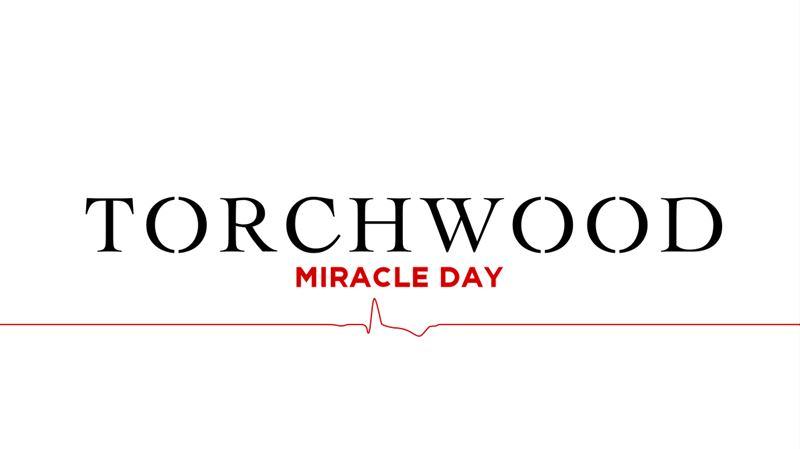 Timestamp Torchwood Miracle Day Logo